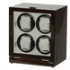 Picture of Four Watch Winder Ebony Wood w/LCD Dispaly